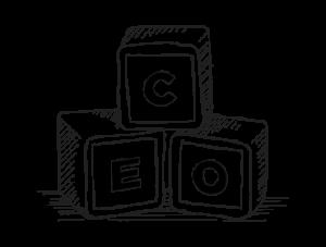 For CEOs Logo